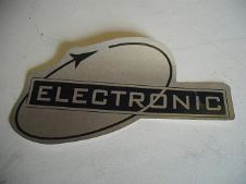 ELECTRONIC  STICKER